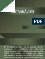 Metaanálisis y Revision Sistematica