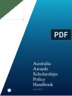 Aa Policy Handbook April2013