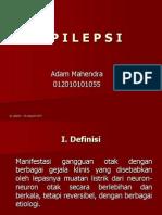 Epilepsi Adam