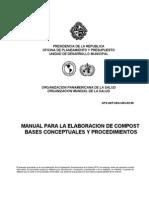 Manual de Elaboracion de Compost