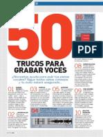 FM111.Haz Mejor Musica 50 Trucos Grabar Voces