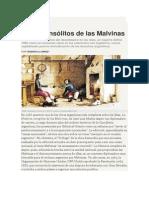 Federico Lorenz - Relatos insólitos de las Malvinas.