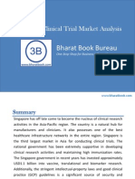 Singapore Clinical Trial Market Analysis