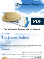 Must See Itineraries During Your Travel With Sanghmitra