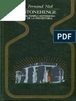 Stonehenge - Fernand Niel