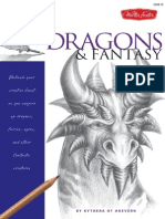 Drawing Made Easy_ Dragons & Fa - Kythera of Anevern