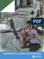 Παγκόσμια Αναφορά στις μεταδιδόμενες ασθένειες από φορείς