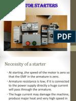 Motor Starters Presentation