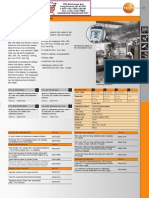 Testo 512 Brochure