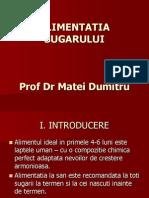 ALIMENTATIA SUGARULUI2010