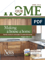 Your Home Issue 1 - 2014
