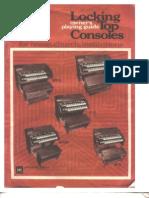Church Organs - Hammond - Complete Manual