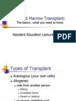 06 Blood and Marrow Transplant v2