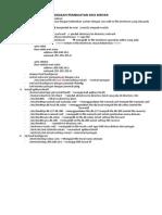 Langkah Kerja DNS Server