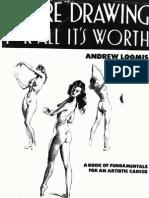 Loomis Figure Draw