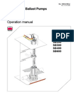 Framo Ballast Operation Manual