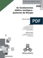 Fundamentos Bíblico-Teológico-Pastorais