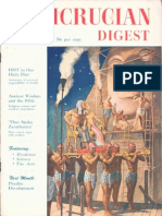 Rosicrucian Digest, February 1952