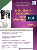 como influye la Inteligencia Emocional en el mundo laboral