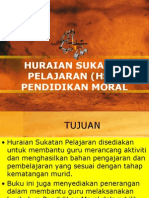 Huraian Sukatan Pelajaran (Hsp) Pendidikan Moral