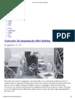 News - eVolo _ Architecture Magazine