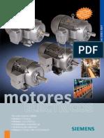 Motores Nema Siemens