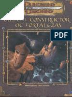 Suplementos 3.0 - Guia Del Constructor de Fortalezas