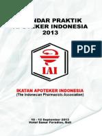 Standar Praktik Apoteker Indonesia