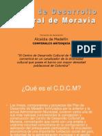 Centro de Desarrollo Cultural de Moravia Carlos Uribe