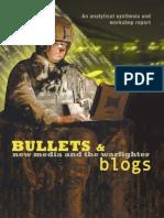 Bullets Blogs New Media Warfighter