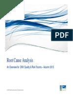 DNV Root Cause Analysis_tcm4 590260