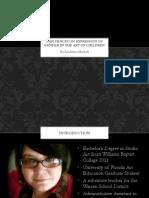 thesis capstone presentation