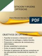 Bipedestacion y Ortesis