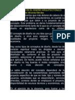 EL CONCEPTO EN EL DISEÑO ARQUITECTÓNICO.docx