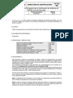 CNC-DC-PG 096Rev00 - Criterios Para La Divulgacion de La Certificacion de Sistemas de Gestion y El Uso de Logo