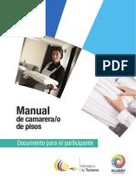 Pnct Manual Camarera de Pisos