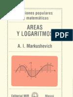 (Ed.MIR) Markushévich - Areas y Logaritmos (Esp)