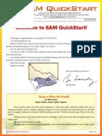 00000 SAM Quick Start