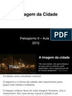 PsgI2014-Aula1- A Imagem Da Cidade