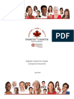 Diabetes Charter