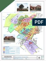 Plano Ciudad El Alto Centros Culturales-model