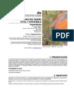 Esperanza Caro_Arquitectura del diseño total y sostenible_Febrero 2014