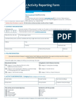 PMP PDU Activity Reporting Form