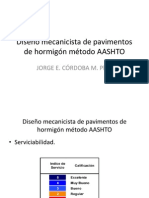 Diseno Mecanicista de Pavimentos de Hormigon Metodo AASHTO FIGURAS