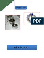 D C Motors