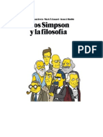 Varios - Los Simpson Y La Filosofia.rtf