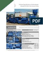 2100-10006 Data Sheet CPS-361 Twin Cement Pump Rev 1