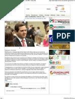 03-04-14 Avanza Reforma Política tras elección de consejeros del INE