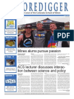 The Oredigger Issue 22 - April 7, 2014