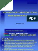 2-Reglamento Cuarentena Vegetal.ppt